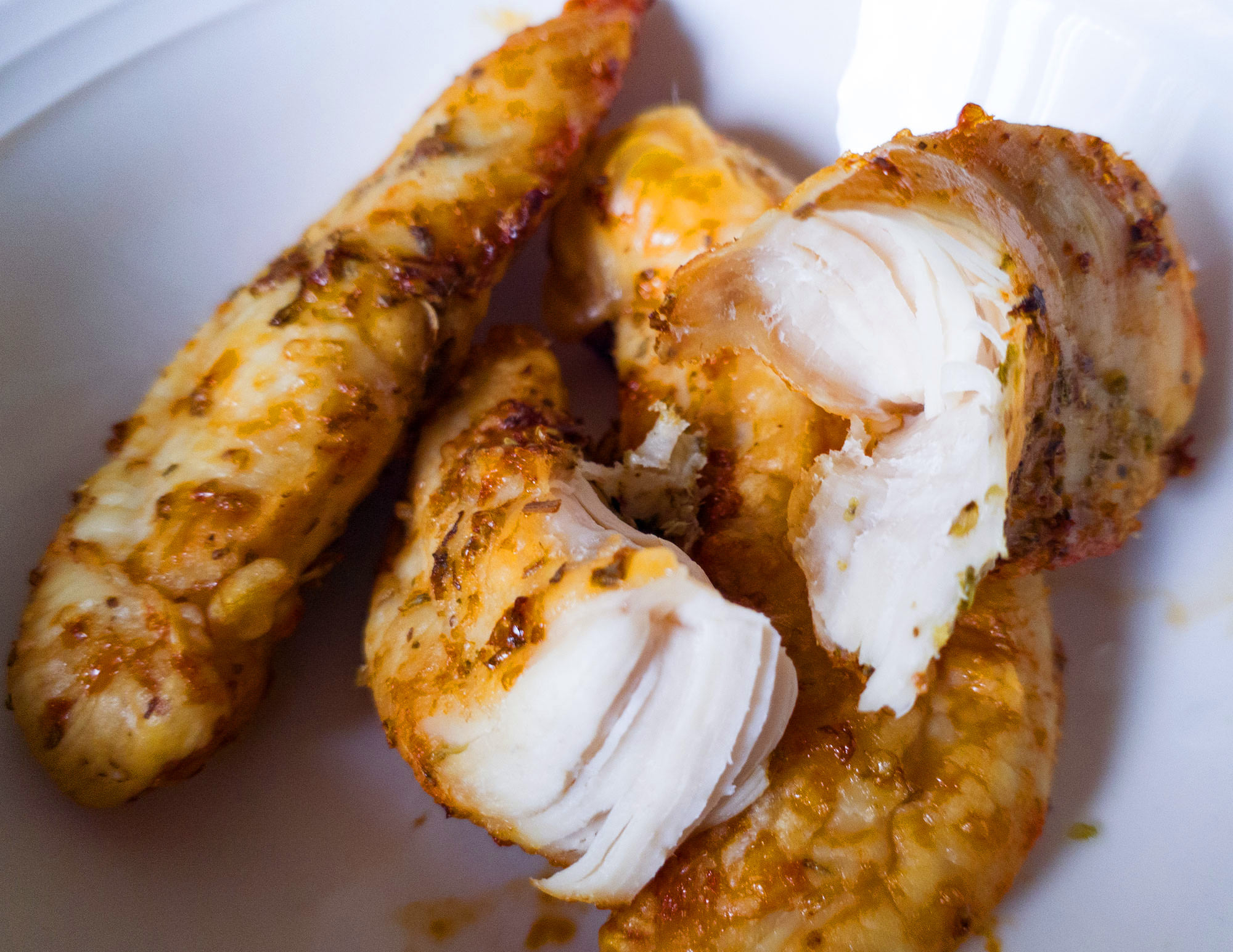 Air Fried Chicken Breast Fillets…Delicious!