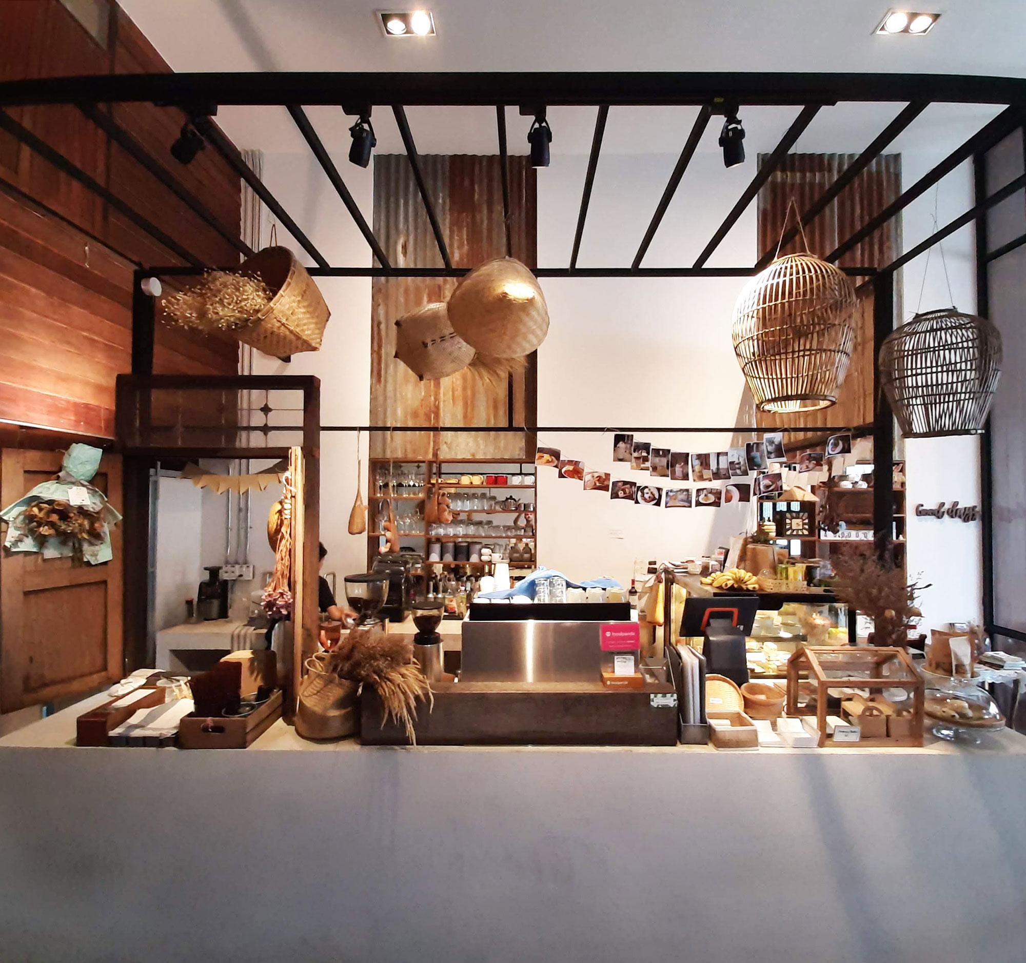 The Good Days Cafe   Udon Thani   Thailand