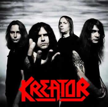 Kreator Band Logo