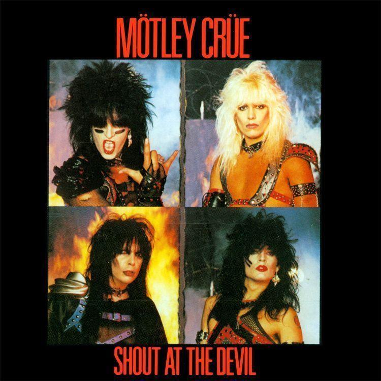 Motley Crue Shout At The Devil5