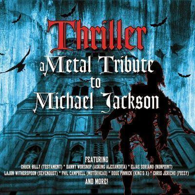thriller tribute