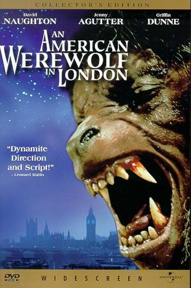 An American Werewolf in London. 1981.