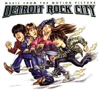 Detroit Rock City film Soundtrack cover