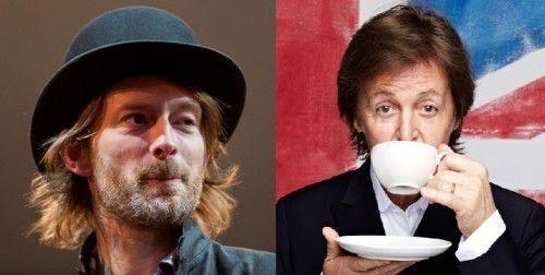 Thom Yorke y paul mccartney e1381163000940