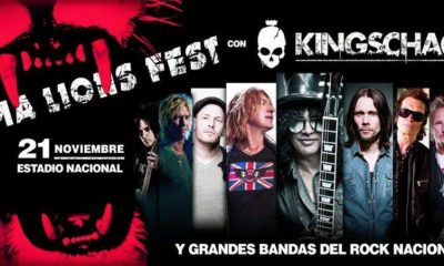 king of chaos lima1