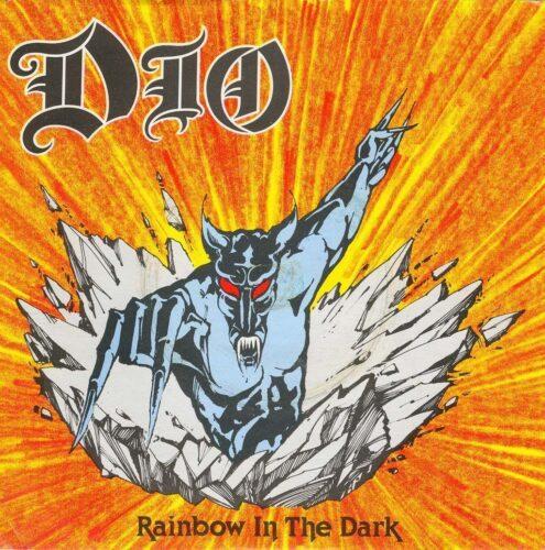 rainbow in the dark uk big