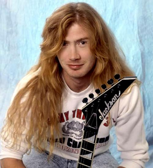 Dave+Mustaine