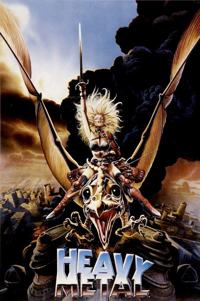 426 heavy metal 1981 movie poster