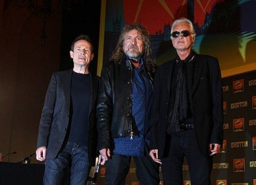 Led Zeppelin Grammy