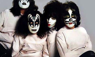 kiss dynasty foto sesion