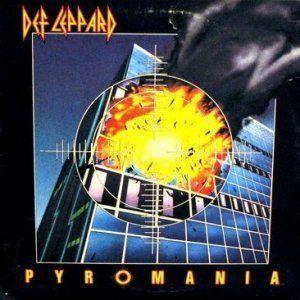 pyromania 1983 deff leppard