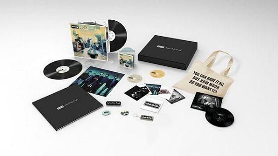 Oasis la reedición de Definitely maybe