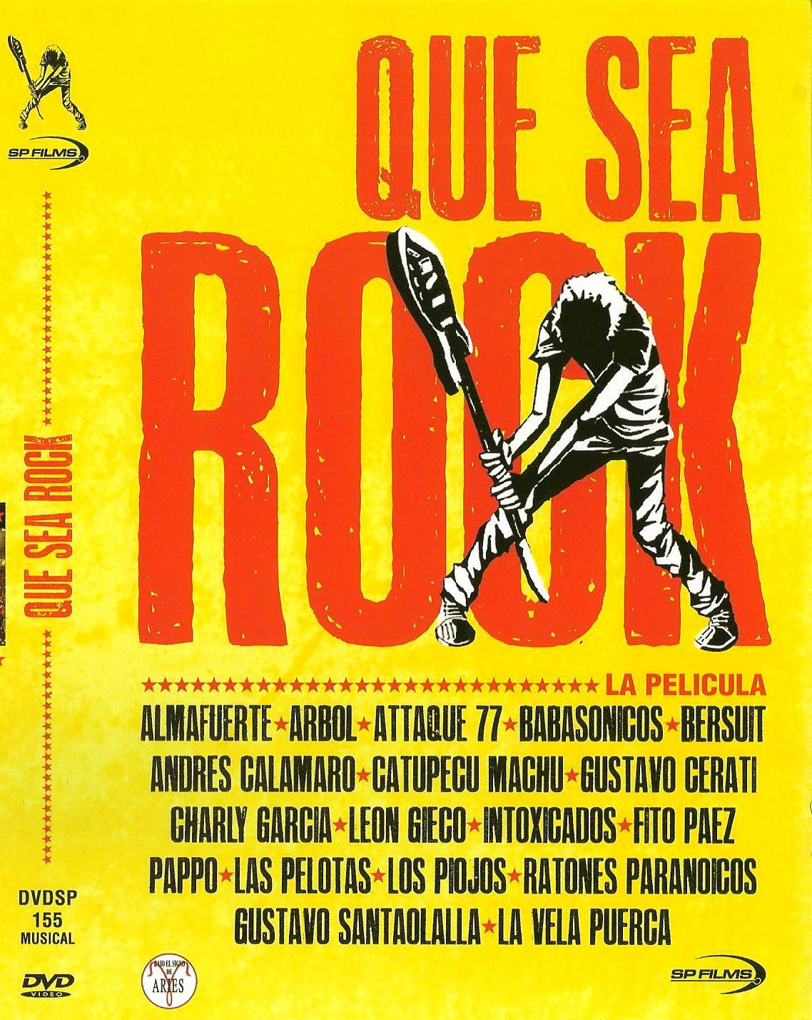 Que sea Rock 001