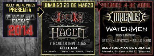 holy metal fest