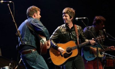 Damon Albarn Noel Gallagher
