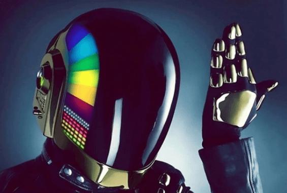 David Bowie Daft Punk
