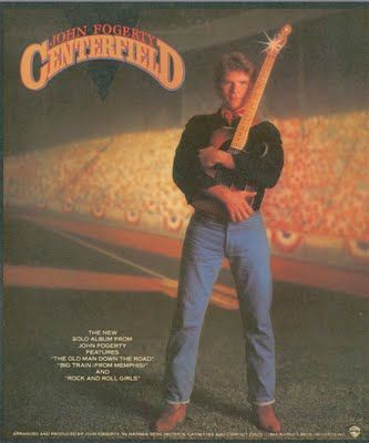 Fogerty Centerfield ad