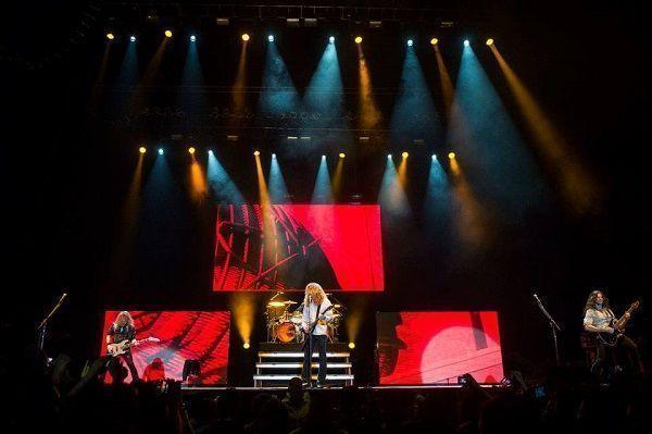 Megadeth by CHINO LEMUS 3