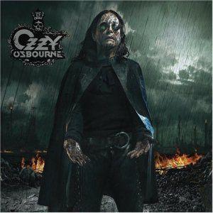 Ozzy Osbourne Black Rain
