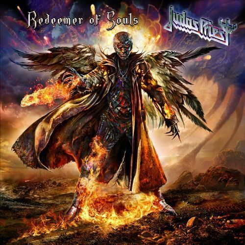 Redeemer of souls album cover art
