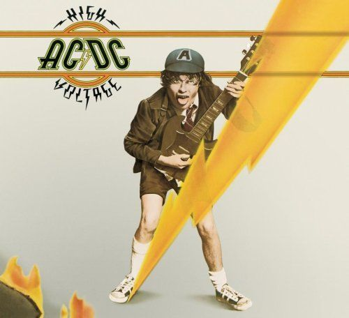 album ACDC High Voltage