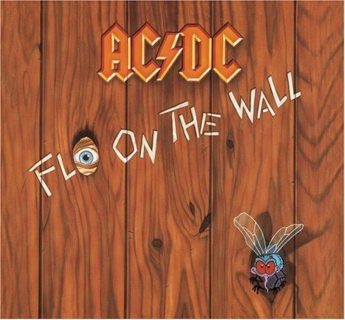 ACDC Fly On The Wall cover