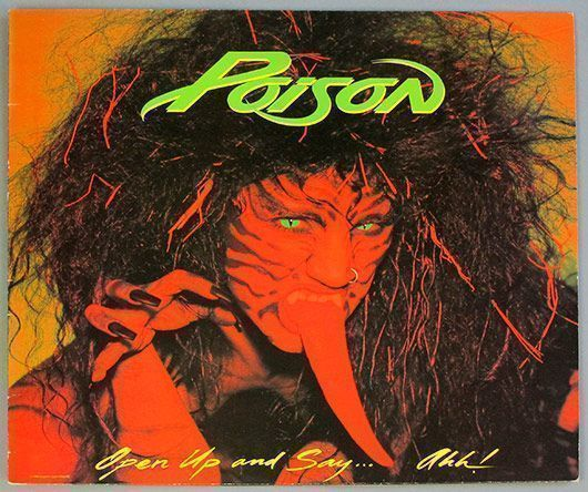 poison open up