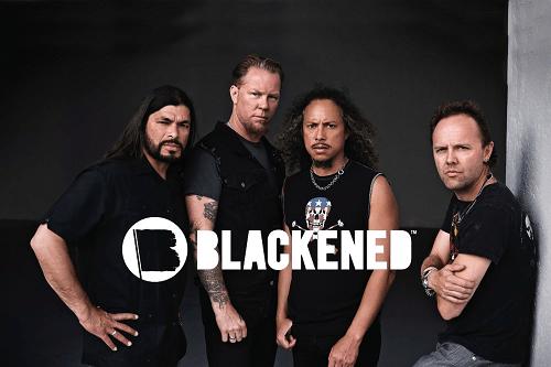 Metallica Blackened Recordings