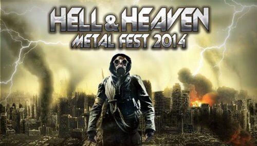 cover HellHeaven Metal Fest 2014