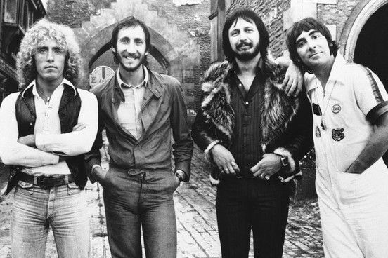 Fifty years of The Who