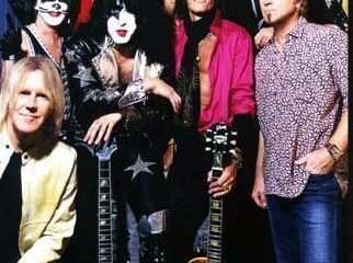 kiss aerosmith