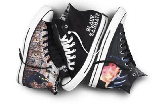 Black Sabbath Converse