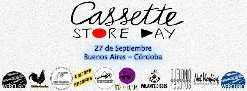 cassette store day argentina