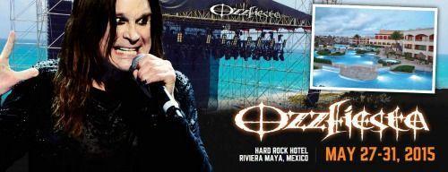 Ozzy Osbourne Ozzfiesta en