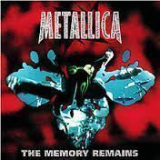 Metallica The Memory Remains