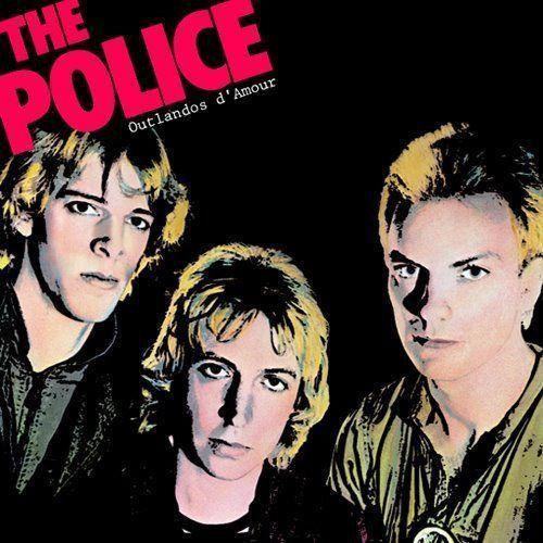 The Police Outlandos DAmour