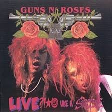 Guns N Roses Live Like a Suicide