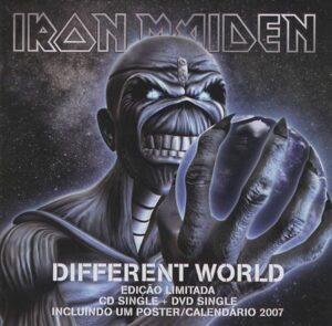 Iron Maiden Different World 426514