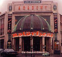 Motörhead Live at Brixton Academy