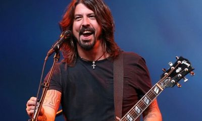 Dave Grohl Inside