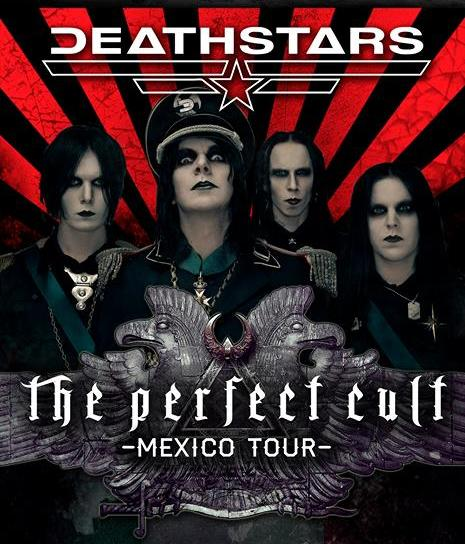 Deathstars Flyer Ciudad de