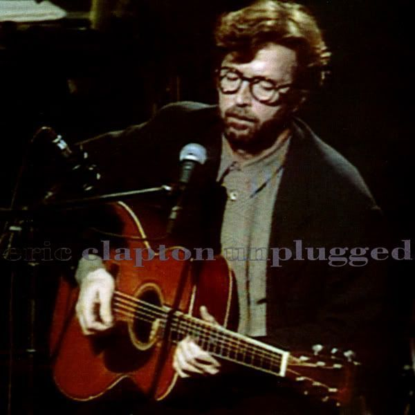 EricClapton Unplugged