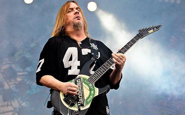 Jeff Hanneman foto