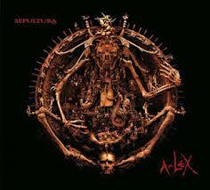 Sepultura A LEX