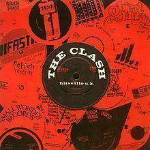 The Clash Hitsville UK