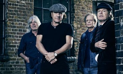 AC DC Press Photo 1 Color
