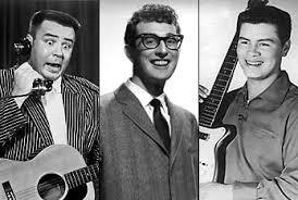 Buddy Holly Richie Valens y Big Bopper