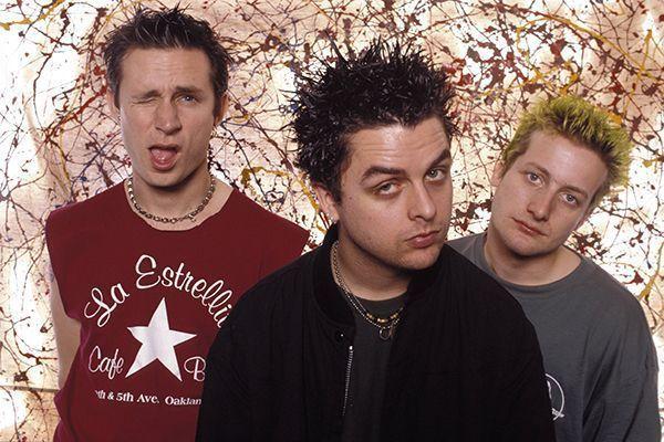 Green Day foto tanakamusiccom
