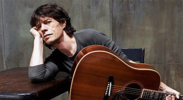 Mick Jagger foto wwwmickjaggercom