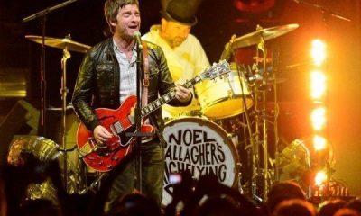 Noel Gallaghers High Flying Birds Foto El Universal